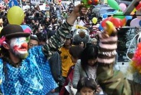 【アクション】6.11脱原発100万人アクション